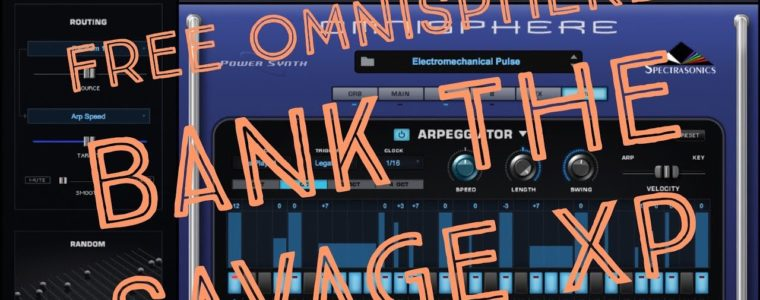 Download Our Free Omnisphere Bank